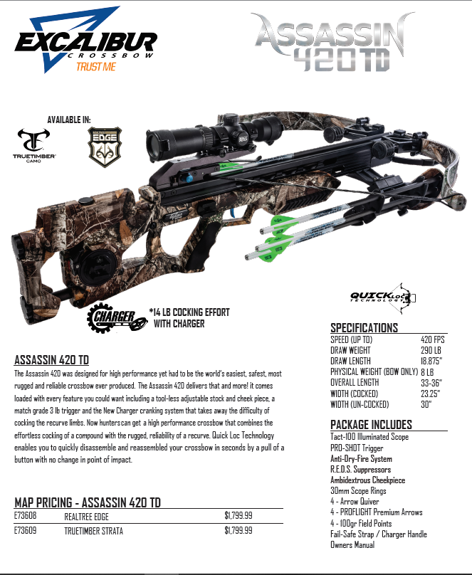 Crossbows - Sureshot Crossbows