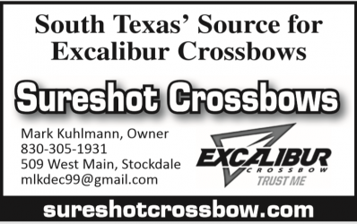 Sureshot Crossbows